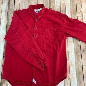 Levi's Vintage Men's Button Down Shirt